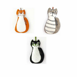 Corinne Lapierre - Wool Felt Kit - Cat