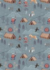 Viking Adventure | Lewis and Irene | A376.3 | Viking Village on Blue Grey