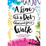 A Line is a Dot That Went For a Walk Book by Jo Fernihough - Main