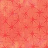 Grunge Seeing Stars | BasicGrey | Moda Fabrics | 30148-23 | Papaya Punch