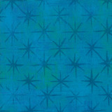 Grunge Seeing Stars | BasicGrey | Moda Fabrics | 30148-39 | Turquoise