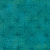 Grunge Seeing Stars | BasicGrey | Moda Fabrics | 30148-47 | Ocean