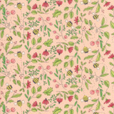 Painted Meadow | Robin Pickens | Moda Fabrics | 48662-15 | Petal