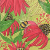 Painted Meadow | Robin Pickens | Moda Fabrics | 48660-13 | Sprig