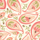 Painted Meadow | Robin Pickens | Moda Fabrics | 48661-11 | Cream
