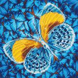 Flutter by Gold   Diamond Painting Kit   Diamond Dotz - Main