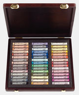 Royal Talens Rembrandt Soft Pastels | Traditonal Box Set | Portrait Selection | 45 Sticks