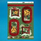 Beautiful Bells Toppers | No Scissors Die-cut Decoupage | My Paper Stash | Craft UK Ltd