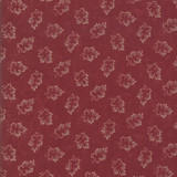 Milestones | Kansas Troubles Quilters | Moda Fabrics | 9614-13 | Leaves, Red