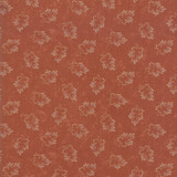 Milestones | Kansas Troubles Quilters | Moda Fabrics | 9614-17 | Leaves, Orange