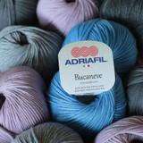 Adriafil Bucaneve DK Merino Knitting Yarn, 50g Balls | Various Shades