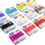 Staedtler | Fimo Leather Effect | 57g / 2oz | Various Colours - Main
