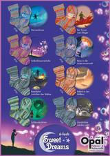 Opal Sweet Dreams 6 Ply Sock Knitting Yarn, 150g Balls | Various Shades