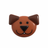 Little Dog Buttons | Groves | 20 mm
