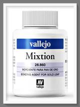Vallejo Mixtion Gold Leaf Binder | 85ml