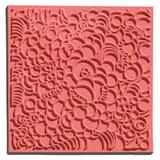 Bubbles Texture Mat | 90 x 90mm | Creative Emotions, Efco