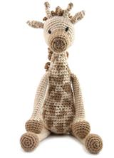 Toft Amigurumi Crochet Kits | Edward's Menagerie Animals | Kerry Lord | Caitlin the Giraffe - Level 4 (Expert)