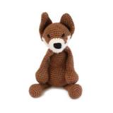 Toft Amigurumi Crochet Kits   Edward's Menagerie Animals   Kerry Lord   Esme the Fox - Level 3 (Intermediate)