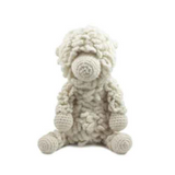 Toft Amigurumi Crochet Kits | Edward's Menagerie Animals | Kerry Lord | Lou the Merino Sheep - Level 1 (Complete Beginner)
