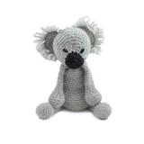 Toft Amigurumi Crochet Kits | Edward's Menagerie Animals | Kerry Lord | Samuel the Koala - Level 3 (Intermediate)