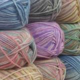King Cole Comfort Kids DK Knitting Yarn, 100g Balls | Various Shades - Main