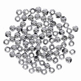3mm Plated Beads | Trimits | 01 Silver