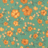 Last Bloom | Sandy Gervais | Moda Fabrics | 18000-13, Cosmos Mist