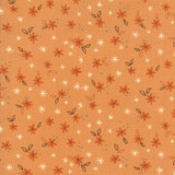 Last Bloom | Sandy Gervais | Moda Fabrics | 18001-16, Spaced Floral Spice