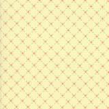 Last Bloom | Sandy Gervais | Moda Fabrics | 18004-11, Crosshatch Snow