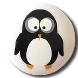 Penguin Buttons   15 mm   Dill (261314)