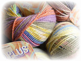 Adriafil Duo Comfort Plus Wool & Cotton Blend DK / Worsted (Aran) Weight Knitting Yarn, Main image