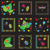 Bugs and Critters | Nutex UK Limited | 89610 105 | Squares