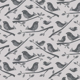 Leafy Meadow | Nutex UK Limited | 89990 101 | Birds