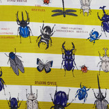 Nakano | Nutex UK Limited | 61450 101 | Beetles on Yellow