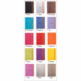Rhodia Soft Cover Notebook Lined | Various Colours/Sizes