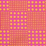 Wildwood | Check-A-Dot | Erin McMorris Fabric | EM14.FUCHS | Fuchsia