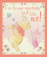 Winnie the Pooh | A.A.Milne and E.H.Shepard | Nutex UK Limited | Fabric Panel | Pooh Everyday | PANEL