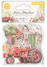 Craft Consortium | Farm Meadow | Farm Wood Shapes