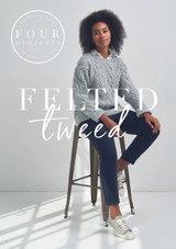 Four Projects for Felted Tweed by Quail Studio