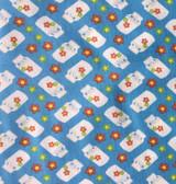 Farmyard Collection | Fabric Freedom | FF101 | Milk & Flowers