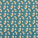 Camping Collection | Fabric Freedom | FF93 | Bees - Main Image