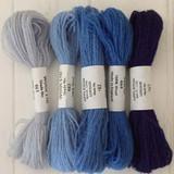 Appletons Crewel Wool - Skeins | Various Shades | Cornflower - Main Image
