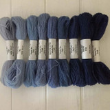 Appletons Crewel Wool in Skeins | Bright China Blue - Main Image