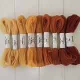 Appletons Crewel Wool - Skeins | Various Shades | Autumn Yellow - Main Image