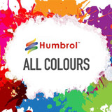 Humbrol 14ml Enamel Paint Pot | Various Colours