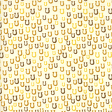Howdy Fabric Collection | Stacy Iest Hsu | Moda Fabrics | Brown Horseshoes