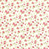 Windermere | Brenda Riddle | Moda Fabrics | Individual Fabrics | 18611-11 Roses on Cream