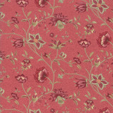 Le Beau Papillon | French General | Moda Fabrics | 13861-16 Faded Red