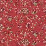 Le Beau Papillon | French General | Moda Fabrics | 13861-11 Faded Red