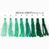 Appletons Crewel Wool in Hanks | Signal Green